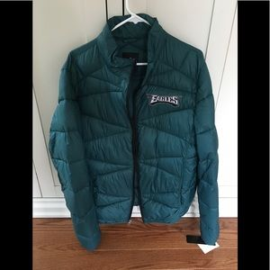 Eagles Puff Jacket